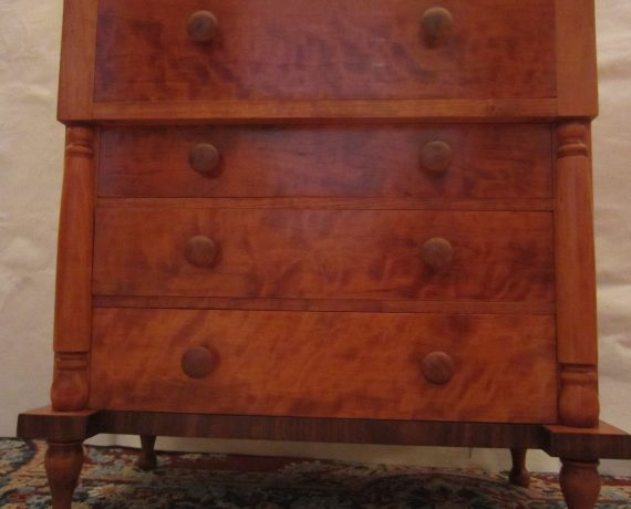 miniature 4 drawer chest